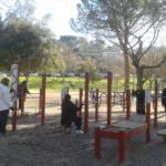 Parc urbà de salut (migdia)