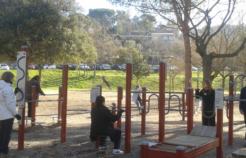 Parc urbà de Salut (matí)