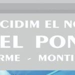 Acte reivindicatiu pel Pont Carme-Montilivi