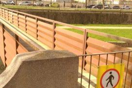 Ponts i passeres al carrer del Carme
